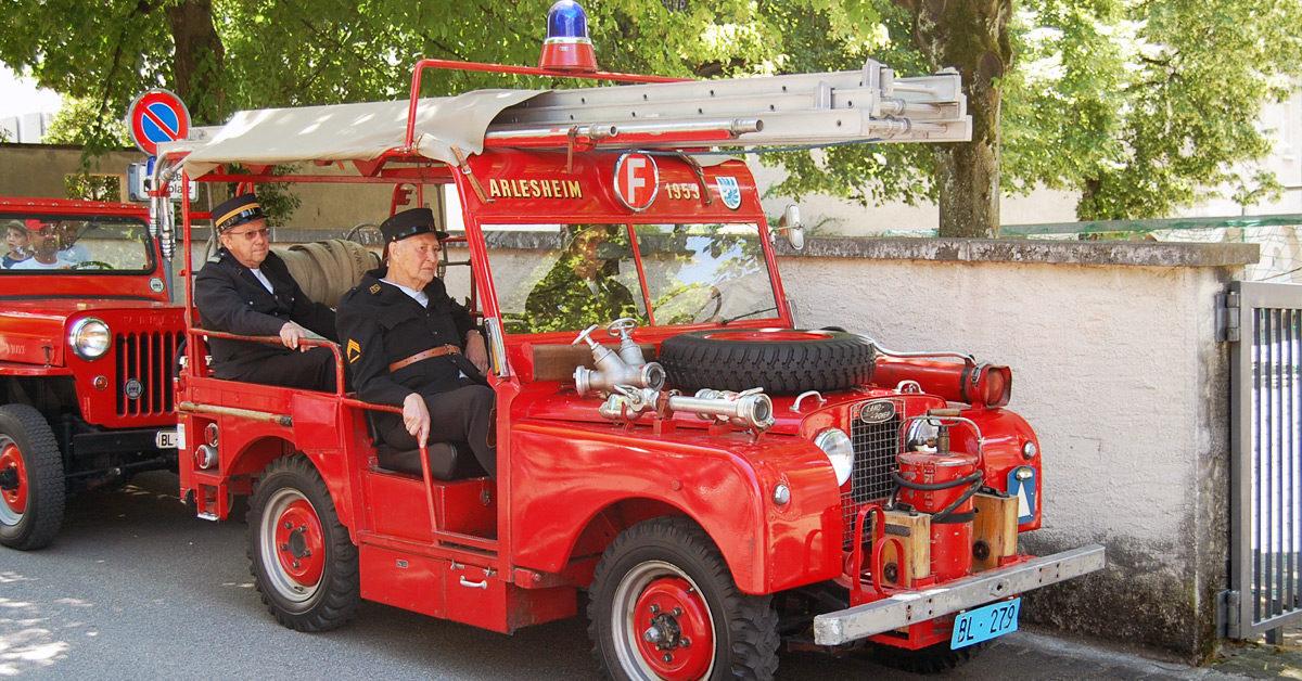 Feuerwehrverein Arlesheim - Jahresprogramm